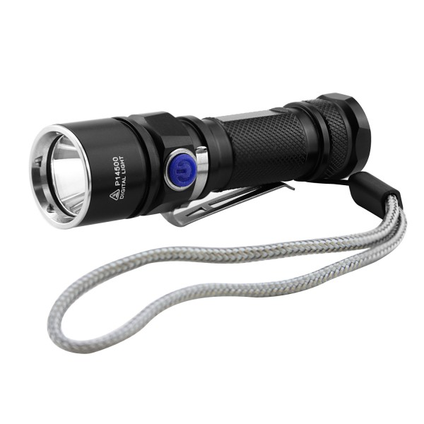 LB1 High Performance New CREE LED Flashlight 800 Lumen Mini LED All Purpose Aluminium Alloy Flashlight Torch for Camping, Hiking, Fishing and Outdoor Activities