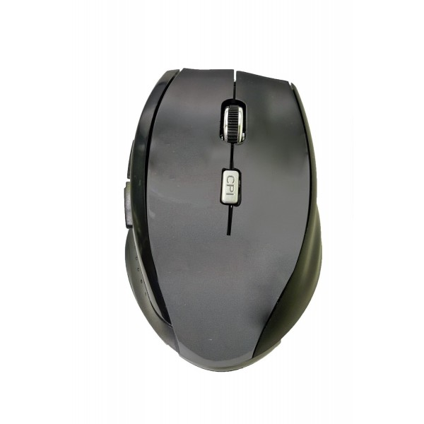 2400 DPI Wireless Mouse with Side Controls