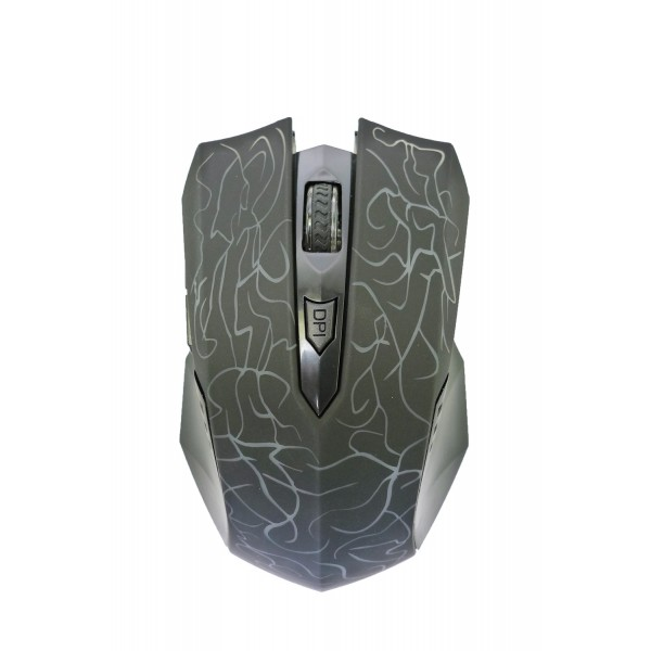 2.4G Wireless Optical Gaming Mouse 800 | 1200 | 1600 | 2400 DPI