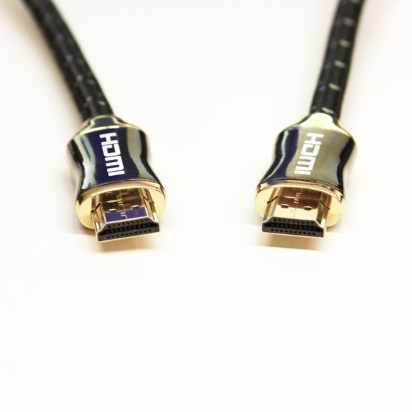 LB1 High Performance New HDMI Cable High Speed Type A HDMI Cable 24K Gold Plated Connector 30 AWG 10ft